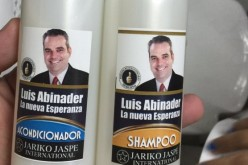 Ministra de Salud quiere el registro sanitario del shampoo Luis Abinader