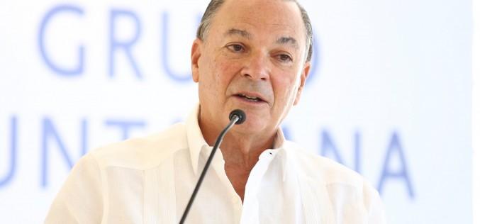 Frank Rainieri: «El presidente Medina ha sido siempre un aliado del sector turistico»