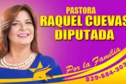 La pastora está en campaña porque hay almas que salvar; pero en política, no en la iglesia