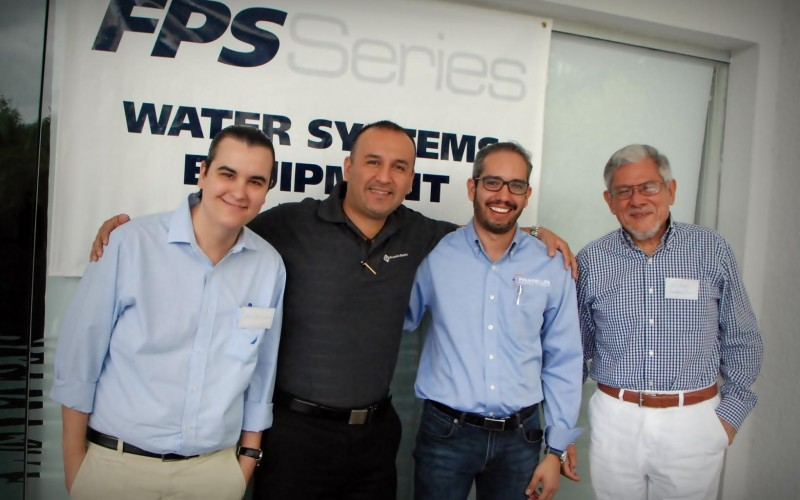 Empresas Importadora Tropical y Franklin Electric imparten seminario