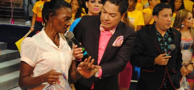El Pachá dice en 4 años ha canalizado cerca de RD$15 millones en ayudas a pobres en Pégate y Gana