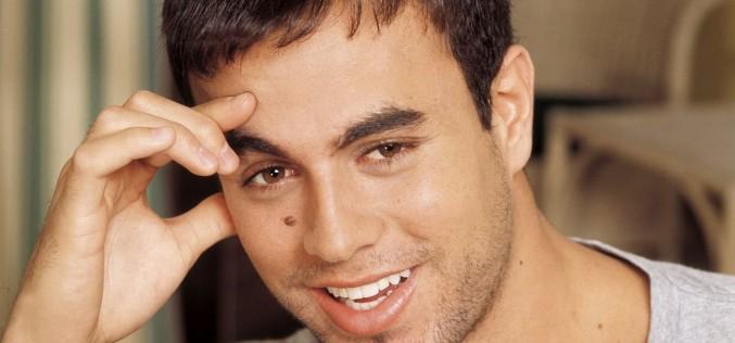 Enrique Iglesias anuncia conciertos en el Caesars Palace de Las Vegas para septiembre
