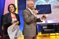 """Jochy Santos y Edilenia Tactuk… """"Cuando no se puede, no se puede…"""""""