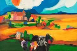 «Alberto Ulloa: Magia, Memoria y Color…» al Centro Cultural Perelló