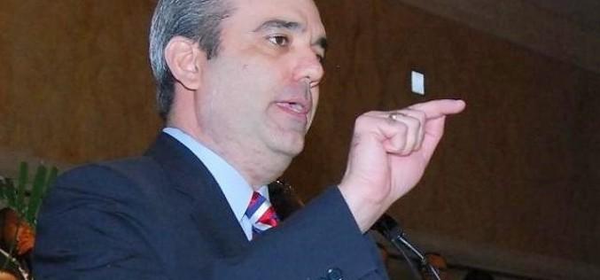 En el PLD creen Luis Abinader rechazaría cualquier resultado electoral que no le favorezca