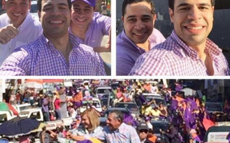 Robertico Salcedo relevó a Roberto en la tv y el teatro; en el 2020 querrá relevarlo como alcalde