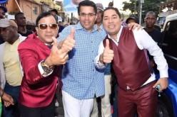 """El Pacha: """"Estoy con Danilo y con todos sus candidatos, menos con Roberto Salcedo"""""""