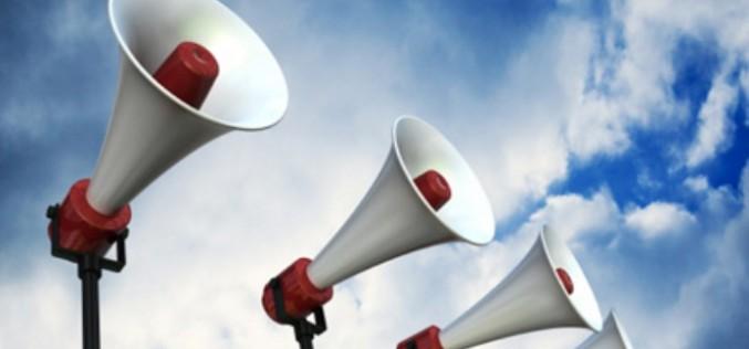 La oposición sin medios de comunicación ni periodistas