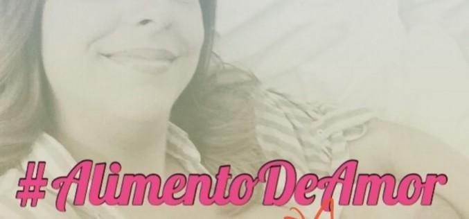 Laura Castellanos reacciona ante criticas a su «destape» amamantando a sus dos bebes