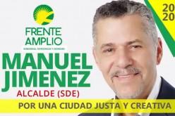 """Manuel Jiménez: """"Muchos peledeístas van a votar por mi para alcaldía SDE""""; dice tener 52% en reciente encuesta"""