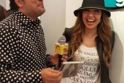 El Pacha atrapa a Thalia… Presentara entrevista esta semana en Pegate y Gana