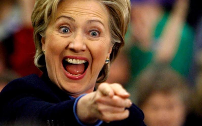 (Video) Hillary Clinton, «a lo maco», bailando merengue al estilo de Los Duenios del Swing, Los Hermanos Rosario