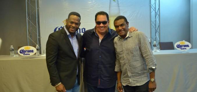 Yiyo Sarante, Tito Nieves y El Canario… Tres en Salsa pa'l Jaragua…