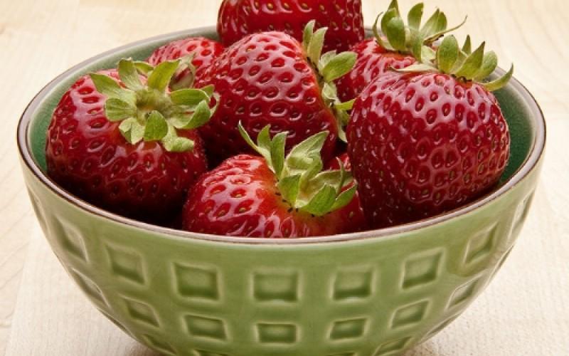 Estudio revela que las fresas mejoran resistencia a la insulina