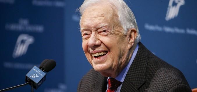 La advertencia es del ex presidente Jimmy Carter: «Estados Unidos no ha resuelto su pasado racista»