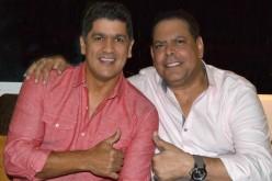Fernando Villalona y Eddy Herrera «A puro bolero» para la discoteca Jet Set en producción de Ramsés Peralta