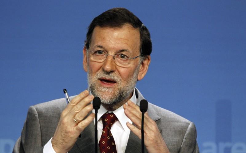 Danilo Medina agradece felicitación de Mariano Rajoy, presidente del Gobierno Español