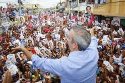 Luis Abinader y el PRM cierran campaña esta tarde con mitines en la Capital, Santiago y Azua y amplia cadena de tv y radio