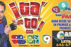 El concurso 'Ta de To' con Color Vision en Pegate y Gana con Pacha
