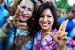 Vice Margarita celebra Gran Soberano a La Vieja Fefa: «#Fefita. Te queremos»