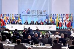 La aprobación del desagravio de la OEA a República Dominicana