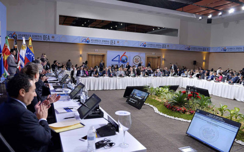 RD presenta ante OEA propuesta de declaración de desagravio