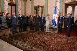 Presidente juramenta nuevos incumbentes de Edesur, DGII, IDSS, AGRODOSA y BANDEX