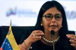 La entrevista en la que la canciler venezolana, Delcy Rodriguez, afirma que Hugo Chavez fue asesinado