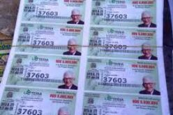 Esos billetes de la Loteria Nacional con la imagen del profesor Juan Bosch…