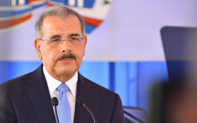 Danilo ve su alto nivel de aprobación en encuestas; pero igual ve la alta preocupación de dominicanos por la inseguridad ciudadana
