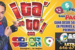 'Ta de 'To!, el concurso de musica urbana de Color Vision con RD$50 mil en efectivo y muchos premios mas para el ganador
