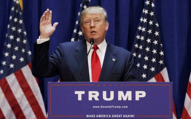 Loco, fanfarrón, xenófobo…  Llámelo como quiera; Donald Trump es oficialmente el candidato presidencial republicano en EEUU