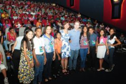 En Santiago, el XI Festival Internacional de Cine Infantil 2016, con auspicios de la Vicepresidencia
