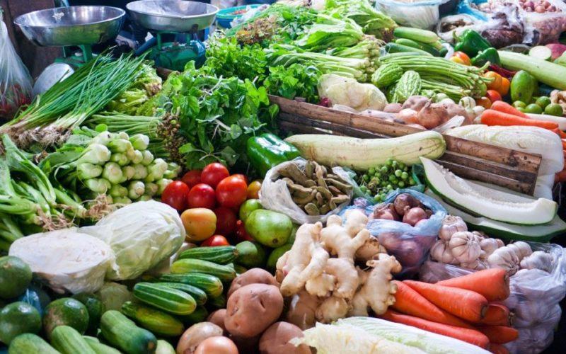 Constanza y sus vegetales…