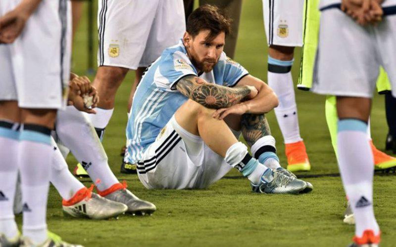 El video en el que «Dios» le pide a Messi no dejar la Seleccion Argentina