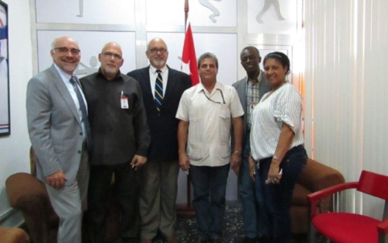 Alianza entre Estados Unidos y Cuba para medicina deportiva y quiropráctica