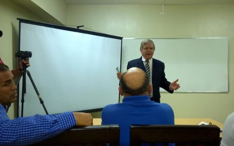 Universidad Utesa presenta en Puerto Plata investigación científica aprobada por Estados Unidos