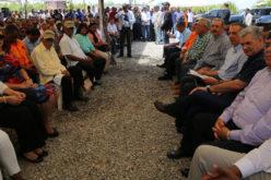 (Video) La primera visita sopresa de Danilo en su nuevo gobierno fue a colonos de Guerra