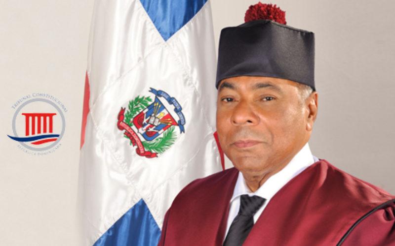 Presidente TC dice todos sus jueces hicieron declaración jurada de bienes; pide a presidenta CC hacer aclaración