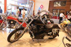 """""""Pasion por las motos"""" en Galeria 360…"""