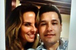 El selfie de Kate del Castillo con el secuestrado hijo de El Chapo Guzman