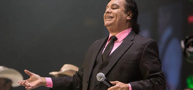 Juan Gabriel y su inolvidable actuación en el Festival Presidente 1997