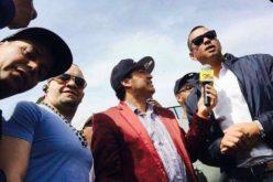 Alex Rodriguez entrevistado por El Pachá luego de su despedida de los Yankees; se difundira este sabado en Pegate y Gana