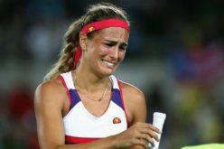 Cuando a Mónica Puig le preguntaron a quien dedicaba el oro de Rio2016 no titubeó: «A Puerto Rico, a mi isla»