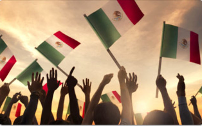 Celebraran en Las Vegas por todo lo alto el Día de la Independencia de México