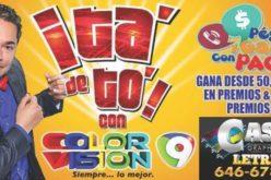 Este sabado es la gran final de 'Ta de To' de Color Visión en Pégate y Gana con el Pachá