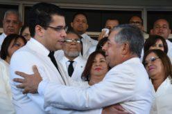 David Collado, juramentado alcalde DN, anuncia entre primeras medidas suspension conciertos en anfiteatro Nurin Sanlley