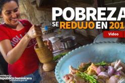 En video, reducción de la pobreza en RD, en versión oficial…