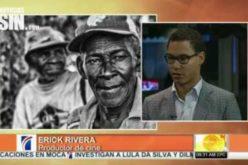 (Video) Erick Rivera y su incursión en la Producción Cinematográfica contada en entrevista para tv