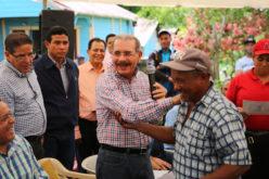 (Video) La ultima visita sorpresa de Danilo en el periodo que finaliza fue este domingo en Peralvillo; hizo 145